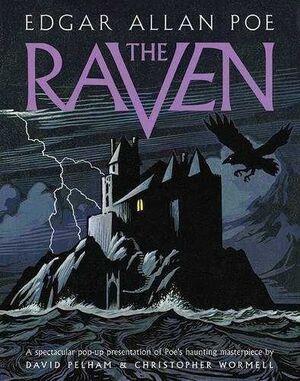 THE RAVEN - POP-UP BOOK (SEPTIEMBRE 2016)
