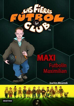 MAXI FUTBOLÍN MAXIMILIAN