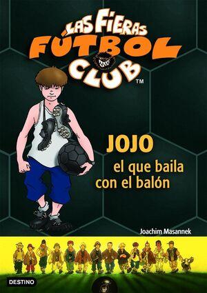 JOJO EL QUE BAILA CON EL BALÓN Nº 11