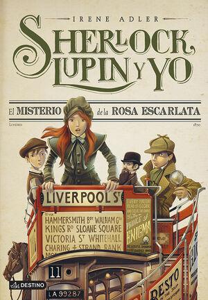 SHERLOCK LUPIN Y YO Nº 3