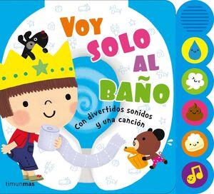 VOY SOLO AL BAÑO