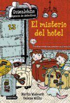 QUIENLOHIZO 1. EL MISTERIO DEL HOTEL