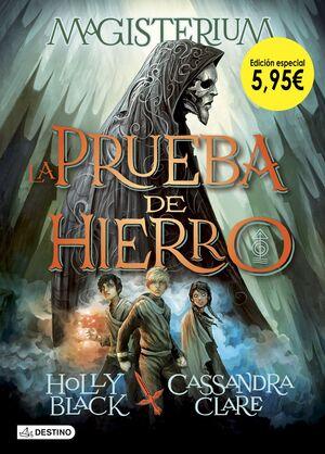 LA PRUEBA DE HIERRO. EDICIÓN ESPECIAL 5,95