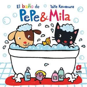 EL BA¥O DE PEPE & MILA