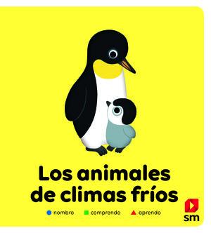 ANIMALES DE CLIMA FRIO