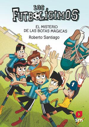 LF17: EL MISTERIO DE LAS BOTAS MÁGICAS