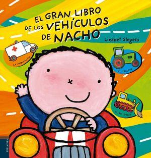 EL GRAN LIBRO DE LOS VEHÍCULOS