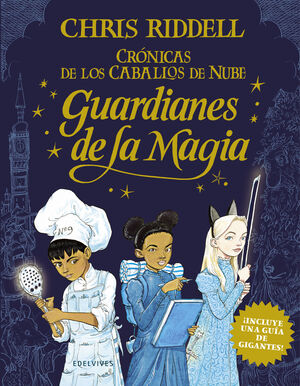 LOS GUARDIANES DE LA MAGIA