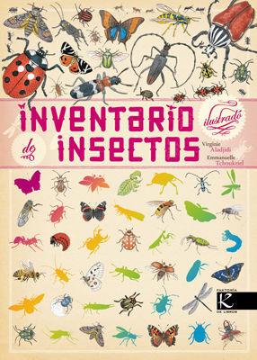 UN INVENTARIO ILUSTRADO DE INSECTOS I