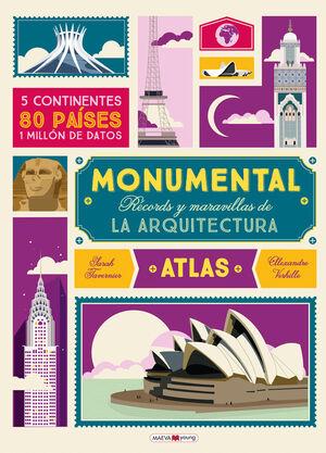 ATLAS MONUMENTAL...ARQUITECTURA