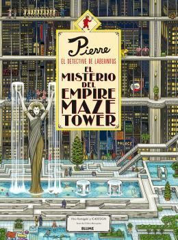 PIERRE EL DETECTIVE DE LABERINTOS. EL EMPIRE MAZE TOWER