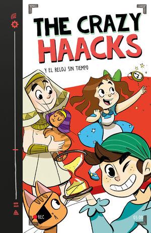 THE CRAZY HAACKS Nº 3. Y EL RELOJ SIN TIEMPO