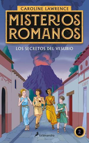 SECRETOS DEL VESUBI(MISTERIOS ROMANOS 2)