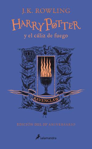 HP4-CALIZ DE FUEGO (TD)(20 ANIV.RAV)