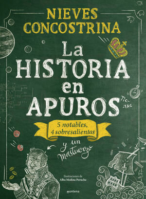HISTORIA EN APUROS, LA