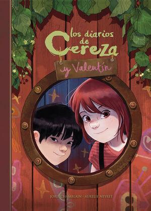 CEREZA Y VALENTIN