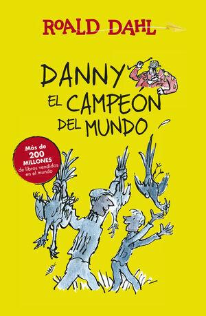 DANNY EL CAMPEÓN DEL MUNDO