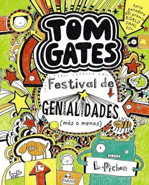 TOM GATES. FESTIVAL DE GENIALIDADES. Nº 3