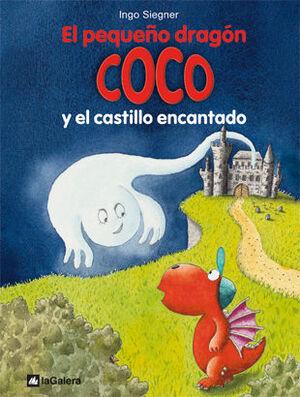 PEQUEÑO DRAGON COCO Y EL CASTILLO ENCANTADO