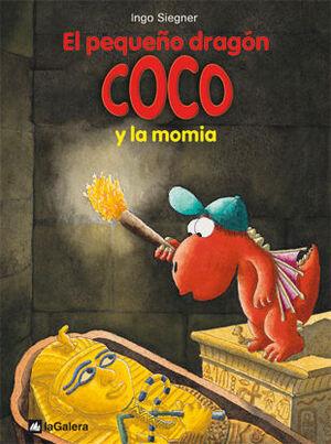 PEQUEÑO COCO Y LA MOMIA