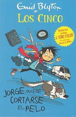LOS CINCO. JORGE QUIERE CORTARSE EL PELO