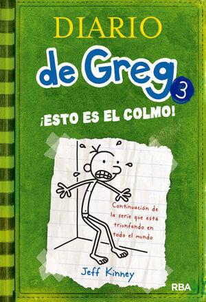 DIARIO DE GREG-3. ESTO ES EL COLMO