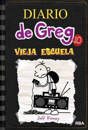 DIARIO DE GREG Nº 10. VIEJA ESCUELA