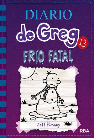 DIARIO DE GREG Nº 13. FRÍO FATAL