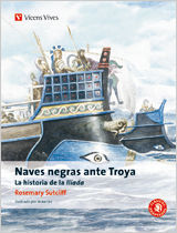 NAVES NEGRAS ANTE TROYA N/C