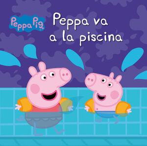 PEPPA PIG: PEPPA VA A LA PISCINA