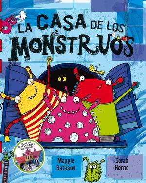 LA CASA DE LOS MONSTRUOS