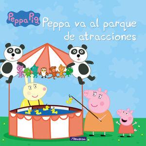 PEPPA PIG VA AL PARQUE DE ATRACCIONES.