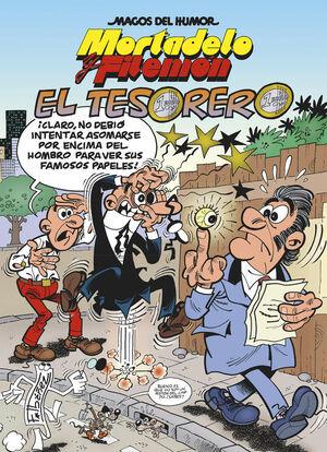 MORTADELO Y FILEMÓN Nº 167. EL TESORERO