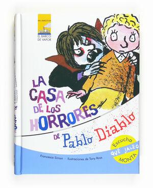 PABLO DIABLO Y LA CASA DE LOS HORRORES