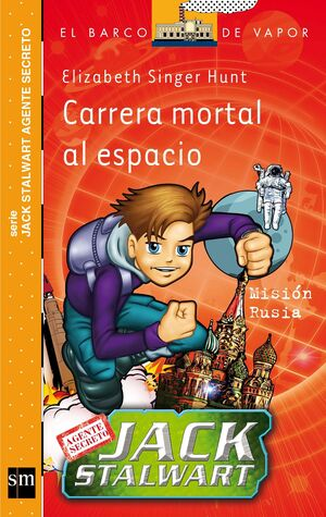 CARRERA MORTAL AL ESPACIO