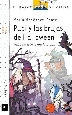PUPI Y LAS BRUJAS DE HALLOWEN