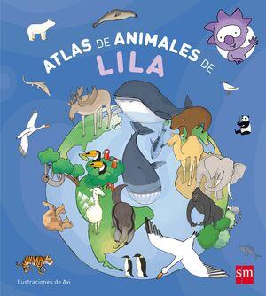ATLAS DE ANIMALES DE LILA+MUÑECO