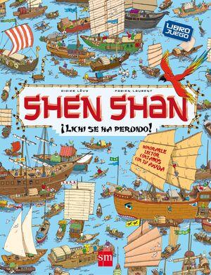 SHEN SHAN. ¡LICHI SE HA PERDIDO!