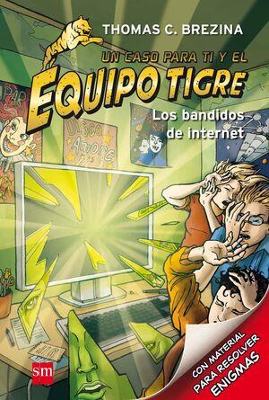 EQUIPO TIGRE Nº 8