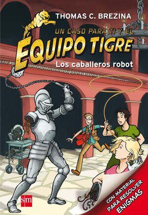 EQUIPO TIGRE Nº 7