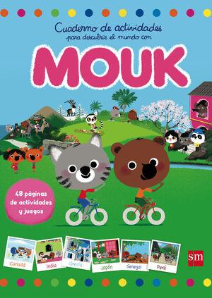 CUADERNO DE ACTIVIDADES DE MOUK