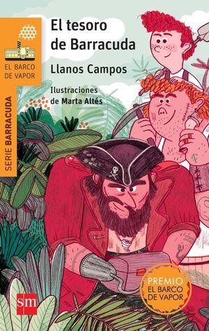 EL TESORO DE BARRACUDA