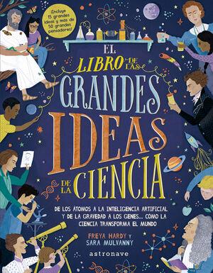 LIBRO DE LAS GRANDES IDEAS DE LA CIENCIA