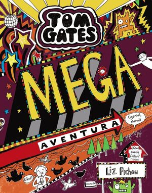 TOM GATES 13 MEGA AVENTURA