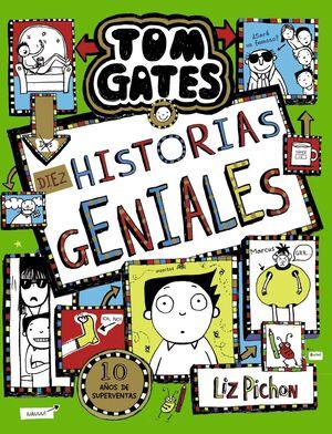 TOM GATES, 18.