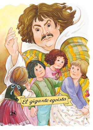 EL GIGANTE EGOÍSTA (LETRA MANUSCRITA)