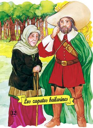 LAS ZAPATILLAS BAILADORAS (MANUSCRITA)