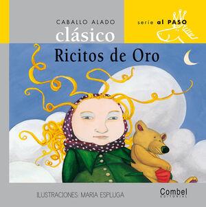 RICITOS DE ORO (LETRA PALO)