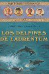 DELFINES DE LAURENT(MISTERIOS ROMANOS 5)