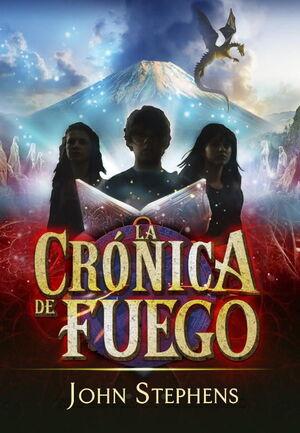 CRÓNICA DE FUEGO (ATLAS ESMERALDA Nº 2)